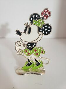 Vintage-Minnie-Mouse-Earring-Holder-Stand-Walt-Disney-Productions