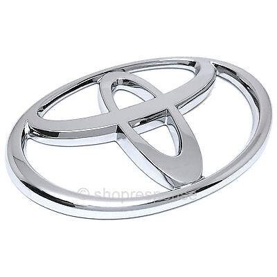 """OEM Toyota 98-07 Land Cruiser J100 UZJ100 Rear /""""T/"""" Emblem Badge Genuine Part"""