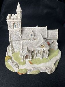 """Lilliput Lane """"St Lawrence Church"""" 1989 English Collection North"""