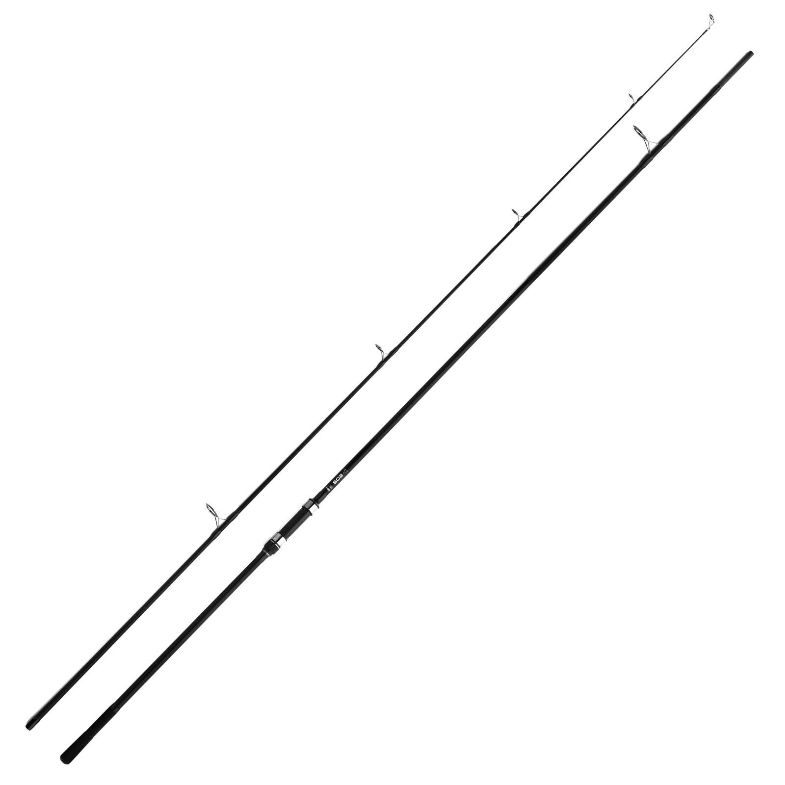 Fox Angelrute Karpfenrute - Rute EOS 12ft 3lb 2pc