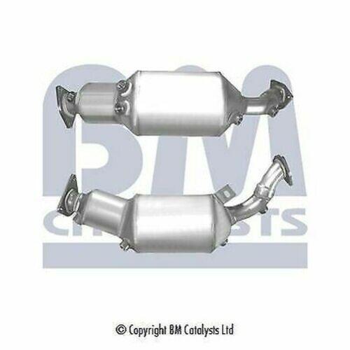 Partikel Filter Auspuffanlage Bm BM11054HP Russ