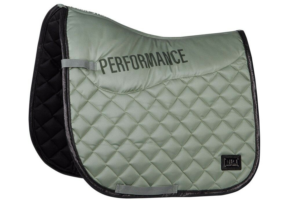 Saddle Pad Performance Harrys Horse Grün Cob Versatility New