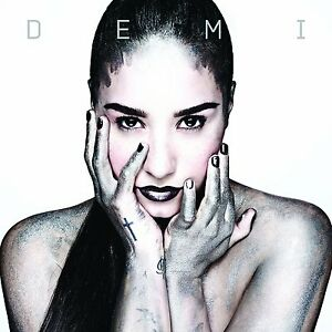 DEMI-LOVATO-Demi-2013-15-track-CD-album-NEW-UNPLAYED-Disney-Camp-Rock