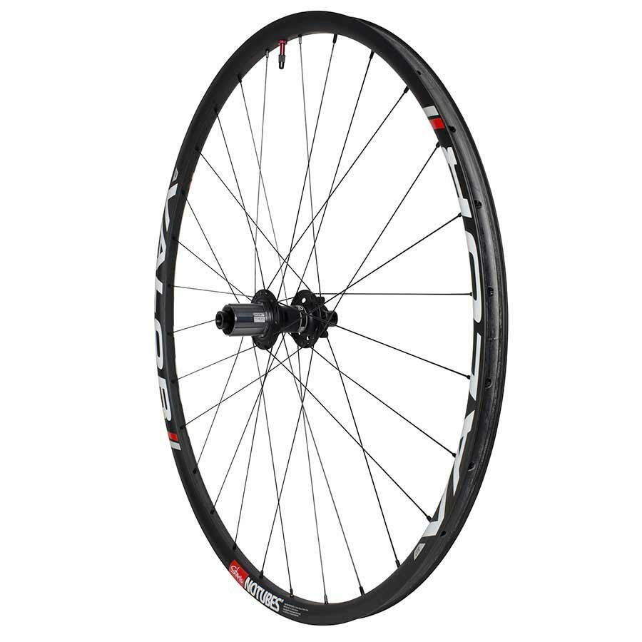 New Stan's No Tubes Valor Pro Rear Wheel 27.5'' Tubeless QR 12mm TA OLD 135 Shim