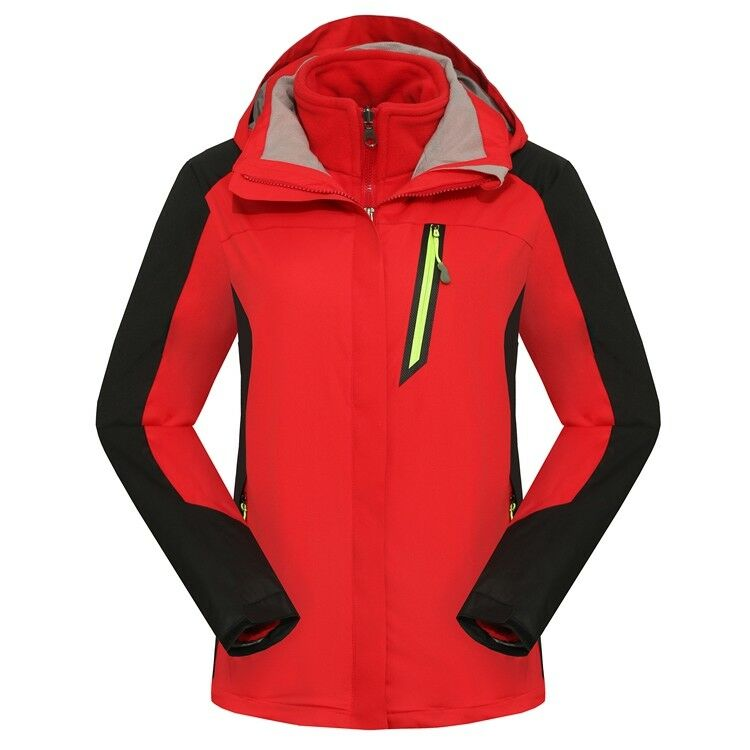 D59 daSie Lady rot Ski Snow Snowboard Winter Waterproof Jacket 6 8 10 12 14