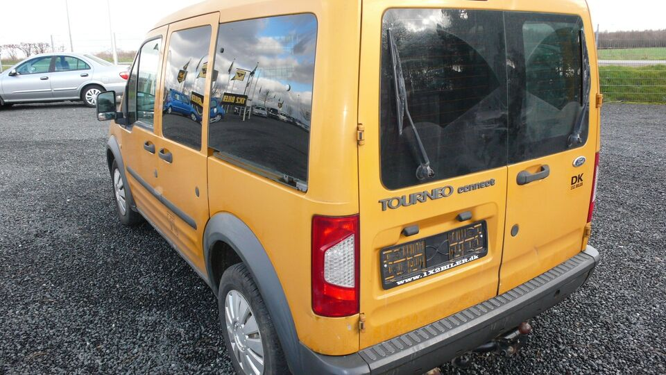 Ford Transit Connect 1,8 TDCi 90 200S Ambiente Diesel