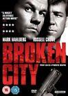 Broken City DVD 2013 Region 2
