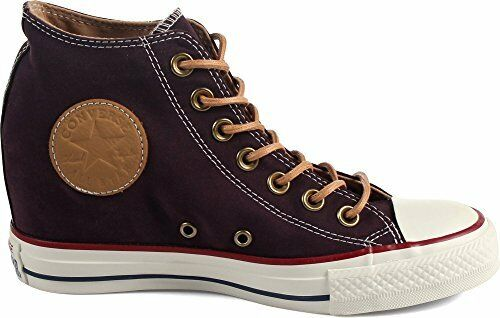 Converse Lux Peached Peached Peached Cherry High Platform Top damen Trainers  8 UK 10.5 US 42.5 932d79