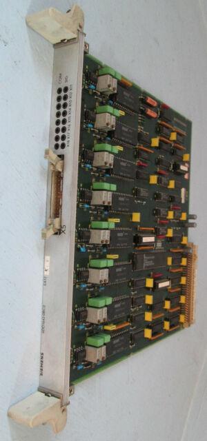 Siemens 6DD1642-0BC0 EA12 Symadyn D PLC QTY EACH