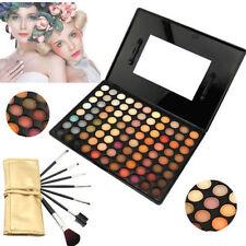 Makeup Brushes+88 Eyeshadow Eye Shadow Palette Make Up Professional Kit Set Box