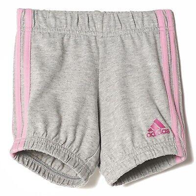 7b79c5541 Ropa de niña (2-16 años) Adidas Infantil Niñas Set Camiseta y cortos de  verano fácil ...