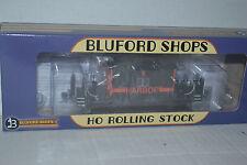 Bluford Shops 34020 Indiana Harbor Belt Short Roof Transfer Caboose  Ho Scale