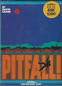 034-PITFALL-034-NEW-SEALED-ATARI-5200GAME-Made-by-Activision-Last-1