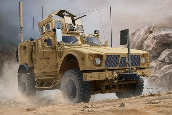 US M-ATV Mrap Vehicle 1:16 Plastique Model Kit 00930 Trumpeter