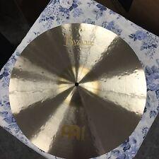 """Meinl 18"""" Byzance Jazz Thin Crash Cymbal"""