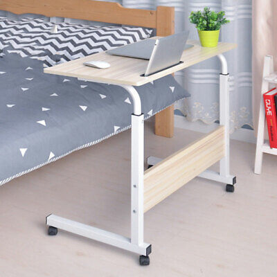 Removable Laptop Table Height Adjustable Computer Desk W