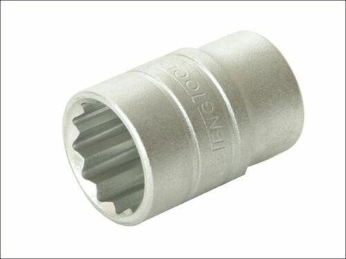 Teng Bi-Hexagon Socket 12 Point 1//2in Drive 17mm