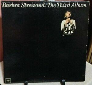 BARBRA-STREISAND-The-Third-Album-Released-1964-Vinyl-Record-Collection-US-presse