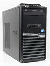 Gamer PC Windows 7 │Intel Core i5 4x 3.2GHz│8GB DDR3 RAM│640GB HDD│GeForce GT430