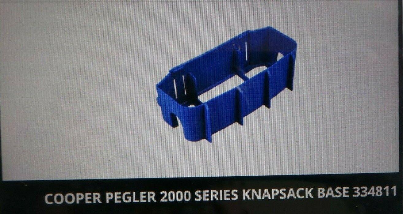 Cooper Pegler Series 2000 Base Skirt Assembly 334811