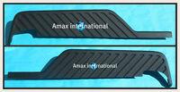 For Nissan Titan 2004 -2013 Rear Bumper Top Step Pad Lh + Rh Black Top Quality
