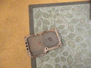MG XPAG  TD TF gearbox top cover