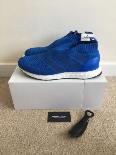 11 Ultra Boost 5 By9090 100authentique Shock Bleu Uni 11 Purecontrol Royaume Adidas Us kZiXPu