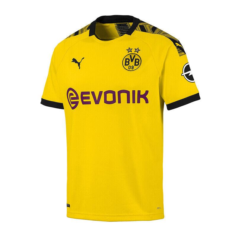 Puma Bvb Dortmund Camiseta Casa 2019 2020 Amarillo F01