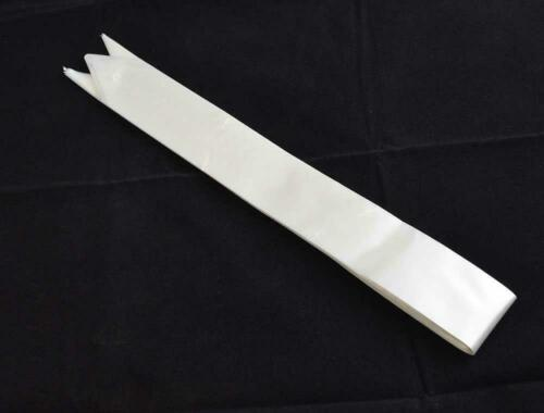 30mm Large 60 Pull Bow Ivory Ribbons Wedding Floristry Car Gift Wrap Decorations