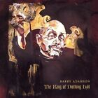 Barry Adamson King of Nothing Hill CD 10 Track With Insert in Fold-out Digipack