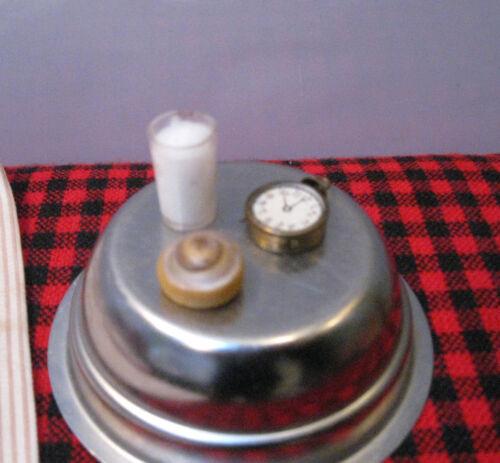 1961Barbie Vintage KEN DOLL~SLEEPER SET~5 Pc.Set~COMPLETE=EC~781~Bun-Milk-Clock!