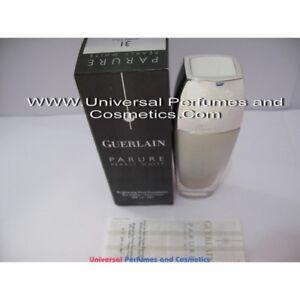 Guerlain-Parure-Pearly-White-Brightening-Fluid-Foundation-31-Skin-Refiner-30-ML