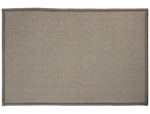 Fußmatte Türvorleger 40x60 cm beige Eingangsmatte Schmutzfangmatte Fußabtreter