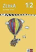 1 von 1 - Zebra / Arbeitsheft Sprache 1./2. Schuljahr von Brettschneider, Stephanie