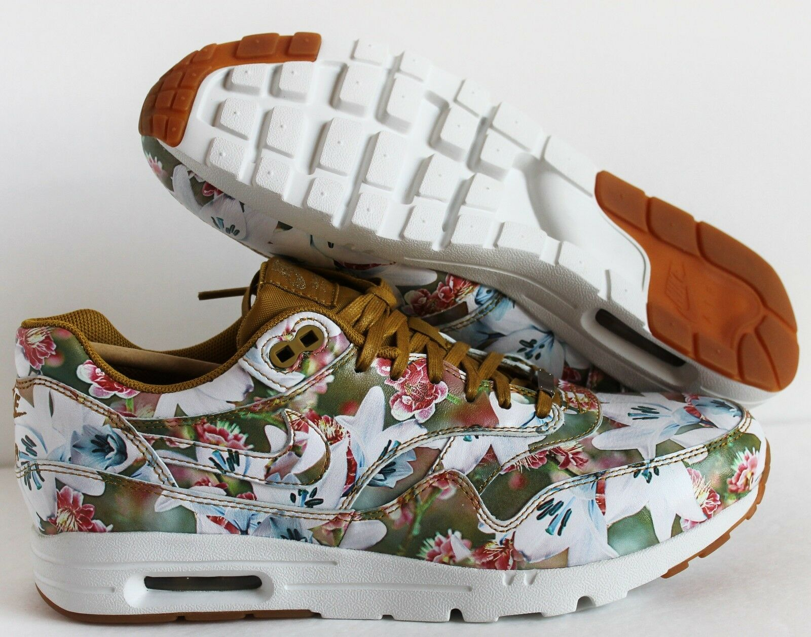 exquisite design classic style online for sale Nike Women Air Max 1 Ultra LOTC QS Milan City Collection SZ 10.5  [747105-700]