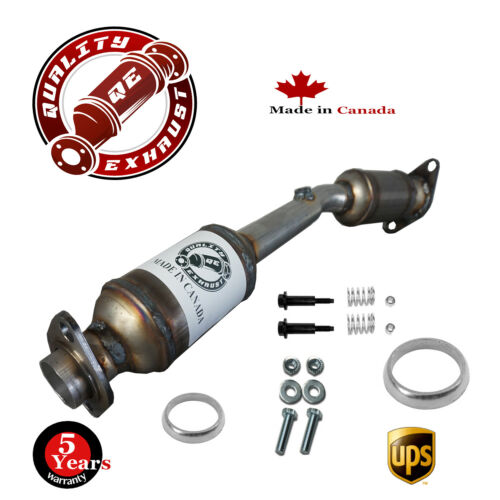 Catalytic Converter  Fits 2007-2014 Nissan Versa 1.6L Direct Fit