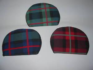One-Brand-New-Neoprene-Tartan-Mallet-Putter-Head-Cover