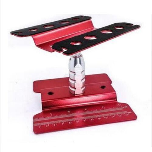 Metal Car Repair Display Shunting Stand Station For TRX-4 SCX10 1//10 1//8 RC Car