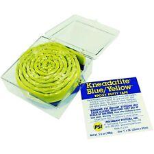 """Kneadatite Blue/Yellow Epoxy Putty Tape 36"""" """"Green Stuff"""""""