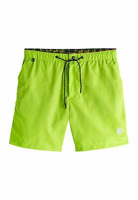 2019 Ultimo Disegno Scotch & Soda Balneazione Shorts Classic Colourful Swimshort 148551 Combo G 0461 Verde-mostra Il Titolo Originale