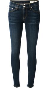 Rag & Bone Wonderland Skinny Leg Stretch Jeans Size 24