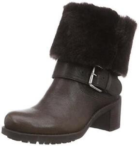 Good Price Clarks Pilico Place Womens Biker Bootsp