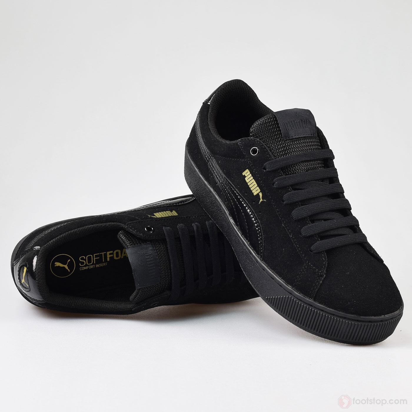 PUMA VIKKY PLATFORM zapatos ZAPATOS LIFESTYLE ORIGINAL NEGRO 363287 363287 363287 02  elige tu favorito