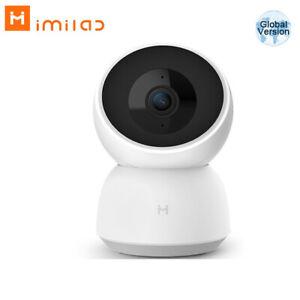 IMILAB Cámara inteligente A1 Webcam 1296P 2K HD WiFi visión nocturna 360° cámara