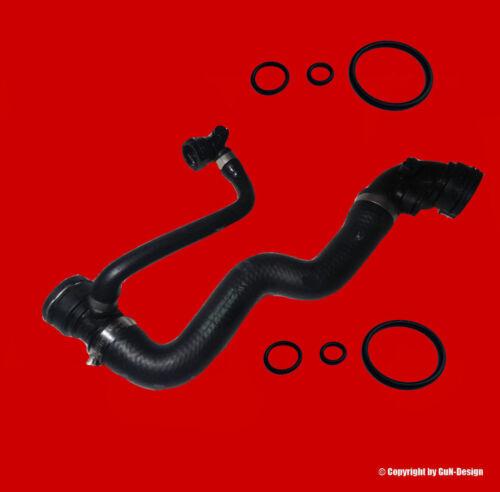 BMW e46 tubo di raffreddamento tubo acqua 6x o-ring si adatta per i motori n42 1.6 1.8 2.0