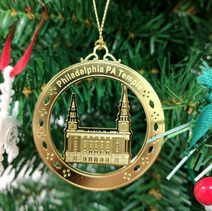 Personalized Philadelphia PA Temple Hig Polished Brass ...