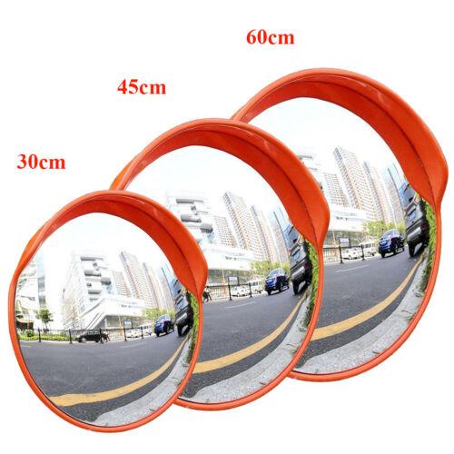 30//45//60 cm 130° Sicherheitsspiegel Überwachungsspiegel Verkehrsspiegel Orange A