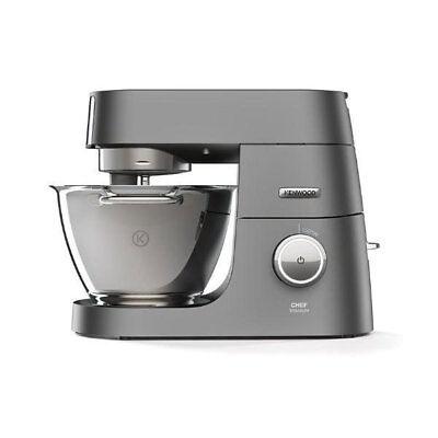 Kenwood KVC 7411.S Chef Titanium Küchenmaschine + Zubehörpaket 1500 Watt