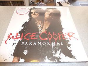 Alice-Cooper-Paranormal-2LP-180g-Vinyl-Neu-amp-OVP-Gatefold