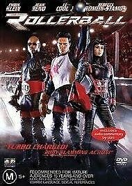 Rollerball (DVD, 2002) - Very Good Condition